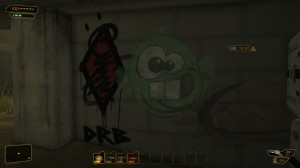 Dopefish screenshot from Deus Ex: Human Revolution